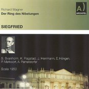 Richard Wagner : Der Ring des Nibelungen - Siegfried (Scala 1950)