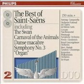 The best of Saint-Saens (disc 1)