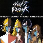 album Harder Better Faster Stronger by Daft Punk