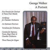 George Walker, A Portrait