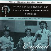 World Library of Folk and Primitive Music: England