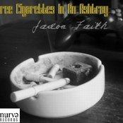 Three Cigarettes In An Ashtray - Single