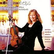 Cynthia Phelps Plays Enescu, Britten, Hindemith, Devienne, et al.