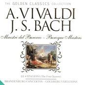 Antonio Vivaldi and Johann Sebastian Bach: Baroque Masters