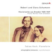 Piano Works From Dresden