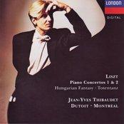 Liszt: Piano Concertos 1 & 2 / Hungarian Fantasy / Totentanz (Montreal Symphony Orchestra feat. conductor: Charles Dutoit, piano: Jean-Yves Thibaudet)