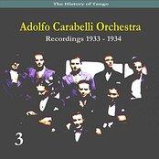 Adolfo Carabelli Orchestra, Vol. 3 (1933 - 1934 Recordings)