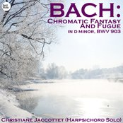 Bach: Chromatic Fantasy and Fugue in D minor, BWV 903