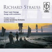Richard Strauss: Four Last Songs . Songs with orchestra