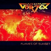 Flames Of Sunset