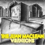 album Visitations by The Juan Maclean
