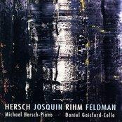Hersch: Cello Sonata No. 2 / Milosz Fragments / Feldman / Rihm: Piano Pieces