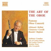 The Art of the Oboe: Famous Oboe Concertos (Camden)