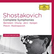 Cover artwork for Symphony No.14 Op.135 : I De Profundis