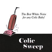 Colic Sweep Vacuum Cleaner White Noise