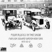 1975-02-12: Four Blocks in the Snow: Madison Square Garden, NY, USA