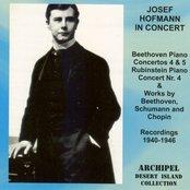 Josef Hofmann In Concert (1940-1946) (Beethoven, Schumann & Chopin - Piano Concertos)