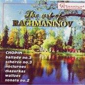 The Art of Rachmaninov Vol 4