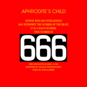 album 666 (disc 1) by Aphrodite's Child