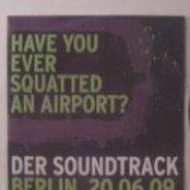"""""""squat Tempelhof"""" Benefit bootleg cdr"""