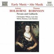 HOLBORNE / ROBINSON: Pavans and Galliards