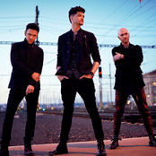 The Script setlists