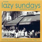 More Lazy Sundays - Autumn Edition