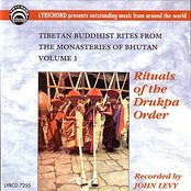 Tibetan Buddhist Rites From The Monasteries of Bhutan Vol 1:  Rituals of the Drukpa Order