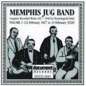 Memphis Jug Band Vol. 1 (1927 - 1928)
