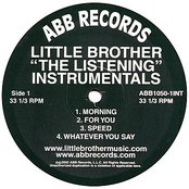 The Listening Instrumentals