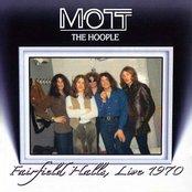 Fairfield Halls, Live 1970