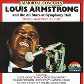 Louis Armstrong At Symphony Hall (Giants of Jazz)