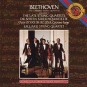 Beethoven - SQ Op130 & Op135