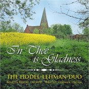 In Thee is Gladness - The Hodel-Lehman Duo