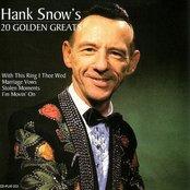 Hank Snow's 20 Golden Greats