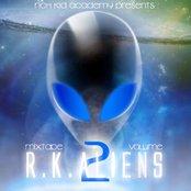 Rich Kid Academy presents R.K Aliens CD 2