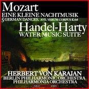 Herbert von Karajan conducting music by Mozart and Handel (Remastered)