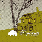 album Can't Go Back by Papercuts
