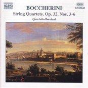 Boccherini: String Quartets Op. 32, Nos. 3-6