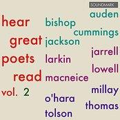 Hear Great Poets Read, v. 2: Auden, Bishop, cummings, Jackson, Jarrell, Larkin, Lowell, MacNeice, Millay, O'Hara, Thomas, Tolson