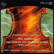J. S. Bach: Six Sonatas for Violin and Harpsichord, BWV 1014-1019