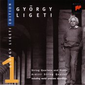 Ligeti Edition 1: String Quartets and Duets (Arditti String Quartet)