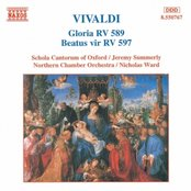 VIVALDI: Gloria, RV 589 / Beatus Vir, RV 597