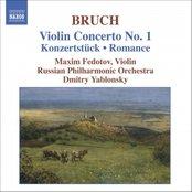 BRUCH: Violin Concerto No. 1 / Romance, Op. 42
