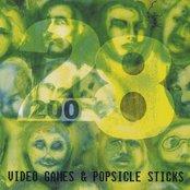 Video Games & Popsicle Sticks