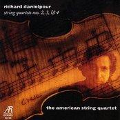 Richard Danielpour - String Quartets Nos. 2, 3, & 4
