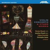 Morgan Hayes: Violin Concerto