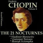 Chopin, Vol. 4 : The 21 Nocturnes (Award Winners)