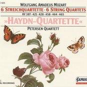 """Mozart, W.A.: 6 String Quartets Nos. 14-19, """"Haydn Quartets"""""""