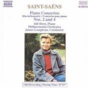 SAINT-SAENS: Piano Concertos Nos. 2 and 4